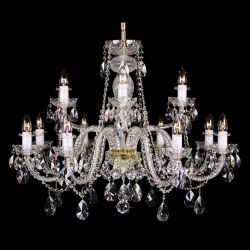 Boheme Crystal Chandelier Large